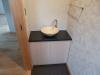 WC手洗い(材料:人工大理石、メラミン化粧版)